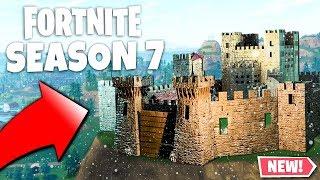 Season 7 Fortnite Trailer - HOW FORTNITE SEASON 7 WILL START! (Fortnite Season 7 Leaks)