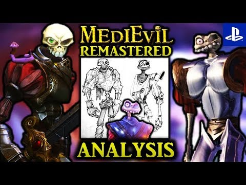 How Will MediEvil be FULLY Remastered for PS4? (Analysis) thumbnail