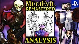 How Will MediEvil be FULLY Remastered for PS4? (Analysis)