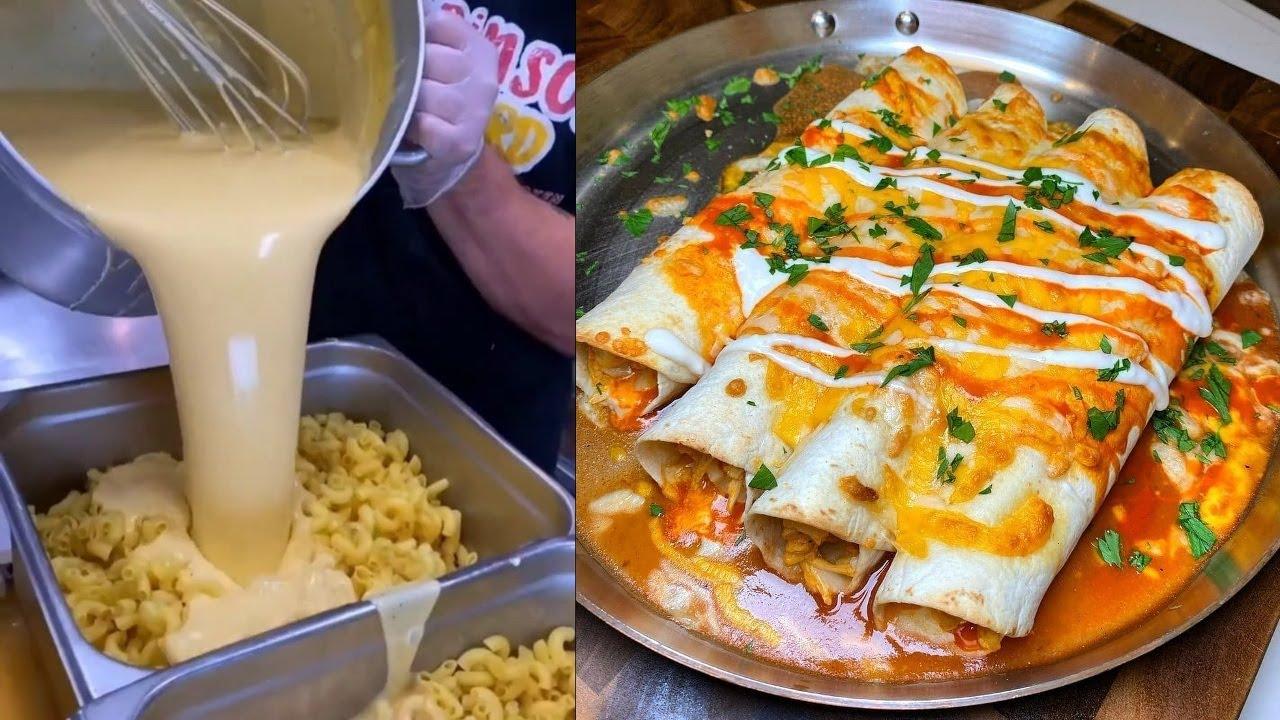 Geniales Comidas Que Lo puedes Hacer y Quedarás como un CHEF - Amazing Food