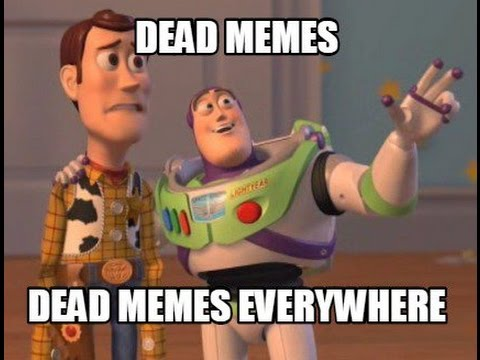 Image result for dead meme