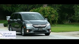 Test Driving the all New 2018 Honda Odyssey | Review from Honda Salesman