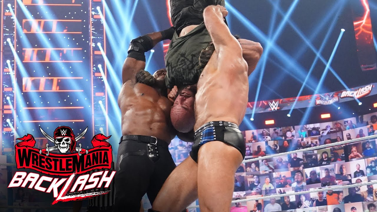 Download Full WrestleMania Backlash 2021 highlights (WWE Network Exclusive)
