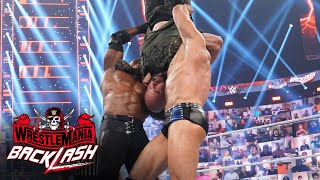 Full WrestleMania Backlash 2021 highlights (WWE Network Exclusive)
