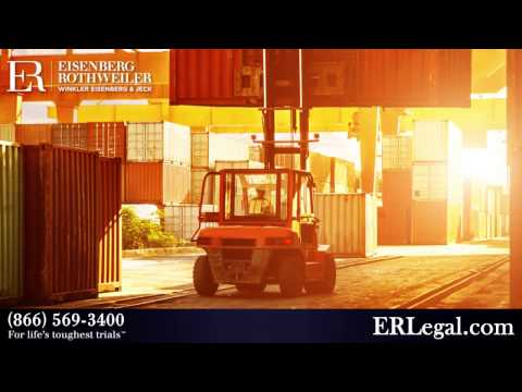 Daniel Jeck - Is Only Workers' Comp Available After a Forklift Accident?