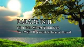 Parade Injil. Voc.Wijk 7 GKI Imanuel Hamadi(2)