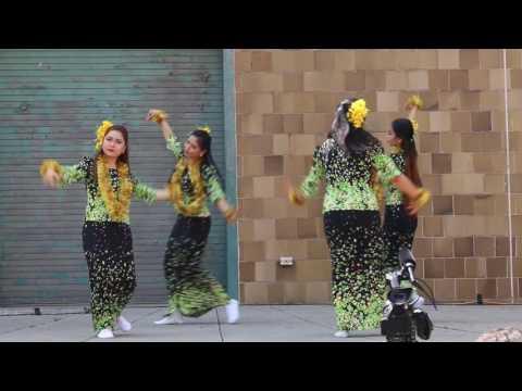 Myanmar Dance at LaGuardia Community College