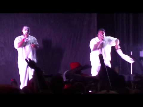 tech n9ne bout ta bubble live at the gathering of the juggalos 2012