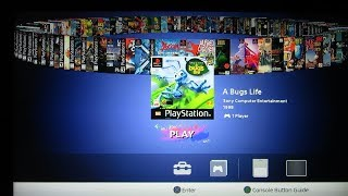 True Blue Mini Weed Pack Game List Playstation Classic LPOS