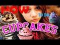 HOW TO DO CUPCAKES | ITA