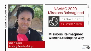 Star Nelson - Missions Reimagined Women Leading the Way