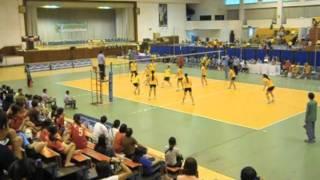 วอลเลย์บอลหญิง มมส ชิงชนะเลิศ by Araya Sen