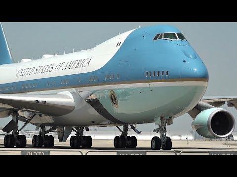 Trump Arrives In Israel – Historic First Direct Flight Between Saudi Arabia And Israel