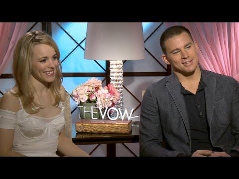 Channing Tatum and Rachel McAdams Interview
