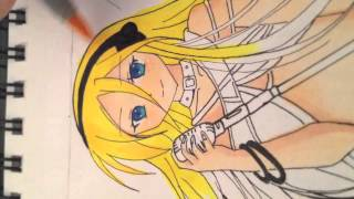 Speed Drawing: Vocaloid-Lily