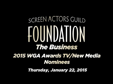 The Business: 2015 WGA Awards TV/New Media Nominees