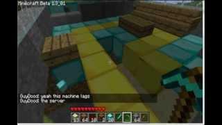 McRage-Minecraft Griefing Episode 1