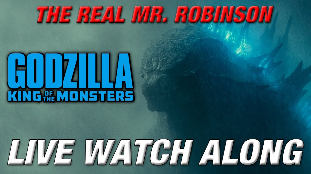 Download GODZILLA: KING OF THE MONSTERS (2019) 🔴 LIVE Movie Watch-Along