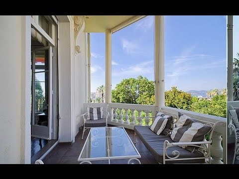 Bourgeois Apartment for Sale in Cannes