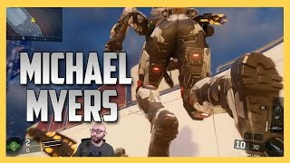 Michael Myers on SKYJACKED - Wrong Place, Wrong Time!