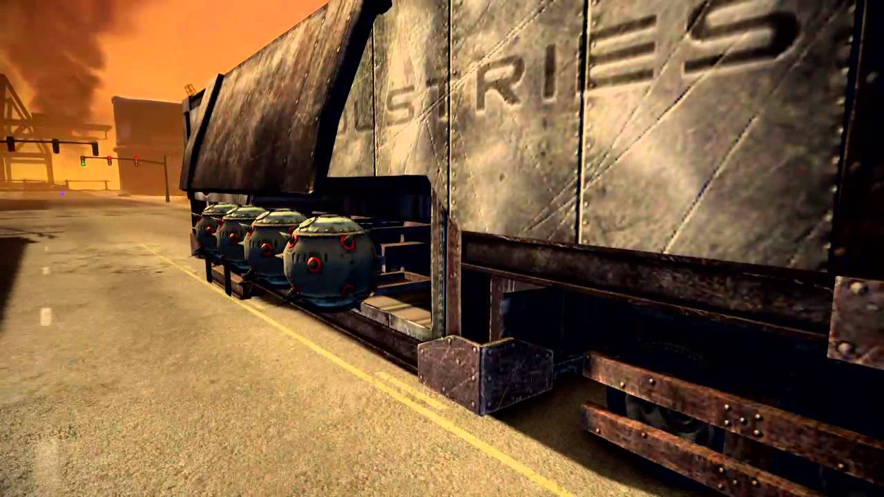 Twisted Metal - Mr. Grimm Trailer - YouTube