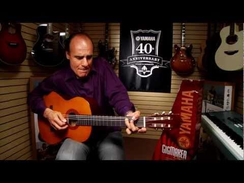 Yamaha C40 Classic Guitar At Hammond Organ World