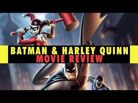 Batman & Harley Quinn|Movie Review