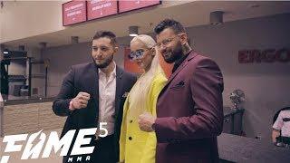 GALA FAME MMA 5 - RELACJA LIL MASTI