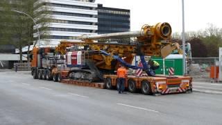 Rolf Riedel Transport BAUER BG 18 H Pollems