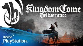 Kingdom Come Deliverance - Hardcore RPG für Geduldige | 1 Stunde mit | PS4 Gameplay