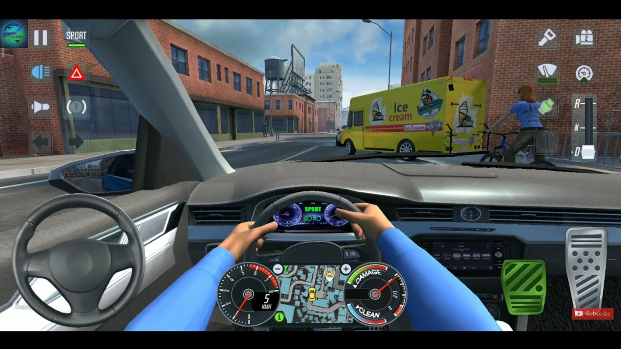 CITY TAXI PRIVATE DRIVER 🚖🤑 Car Games Android 3D City Drive – Taxi Sim 2020 🚧🍦