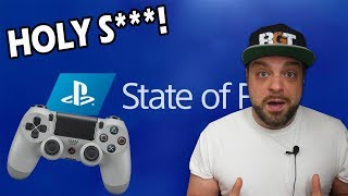 Sony State of Play REACTION - HYPE or DISAPPOINTMENT