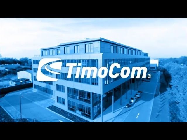 TimoCom - TimoCom – Fournisseur de la bourse de fret leader en Europe