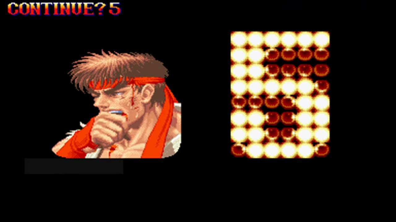 Nostalgia 90' Figuras de personajes de Street Fighter II