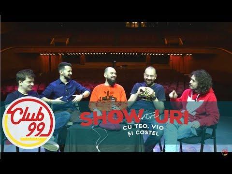 Podcast aniversar | Doi ani de Intre showuri | cu Toma si Mocanu la Sala Palatului