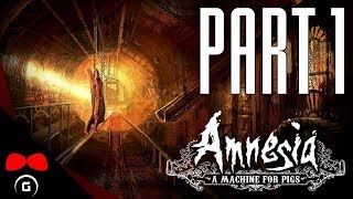 Amnesia: A Machine for Pigs | #1 | Agraelus | CZ Let's Play / Gameplay [1080p60] [PC]