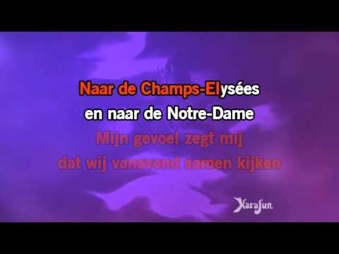 Karaoke Parijs - Kenny B. *