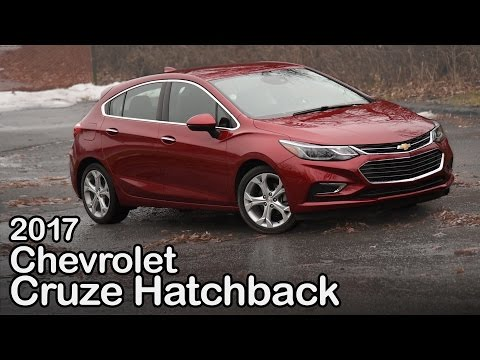 2017 Chevrolet Cruze Hatchback Review: Curbed with Craig Cole