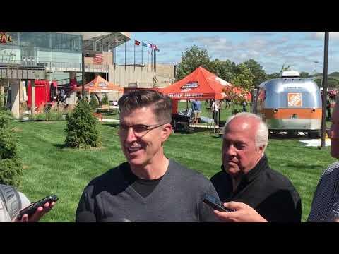 Dave Sprau - VIDEO: ESPN's Rece Davis, Desmond Howard