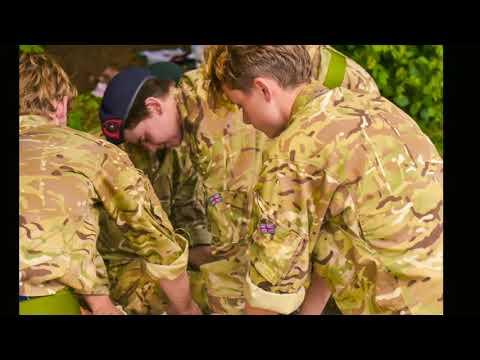 CCF Royal Marines
