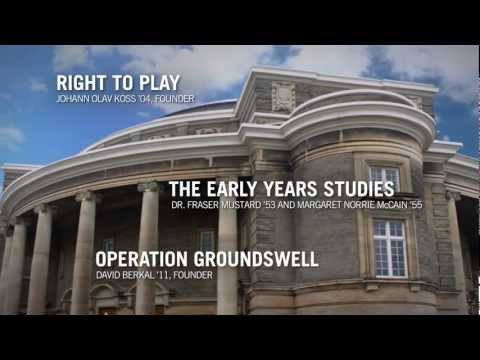 University Of Toronto: Boundless