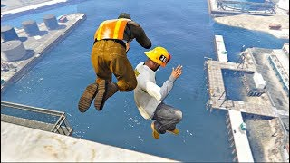 GTA 5 Crazy Life Compilation #71 (Grand Theft Auto V Fails Funny Moments)