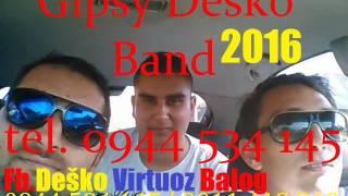 Gipsy Desko Band 2016 official sar merava
