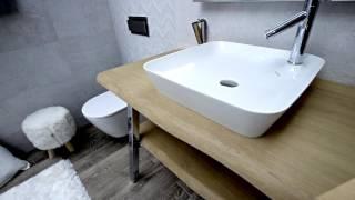 Koupelna, kde se příroda snoubí s modernou