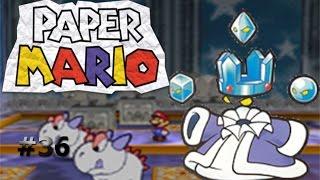 Una batalla difícil y la última estrella/Paper Mario capítulo 36