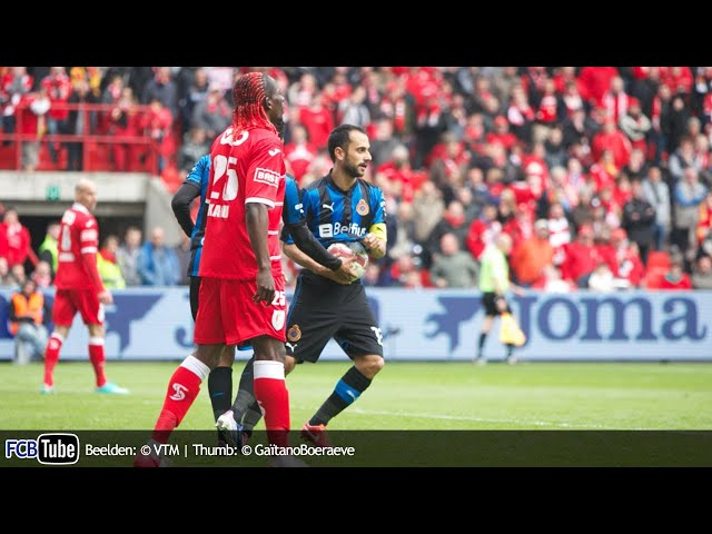 2012-2013 - Jupiler Pro League - PlayOff 1 - 08. Standard - Club Brugge 2-4