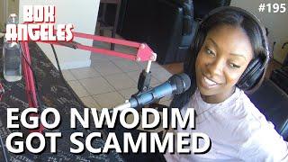 Ego Nwodim Got Scammed as a Child Actor
