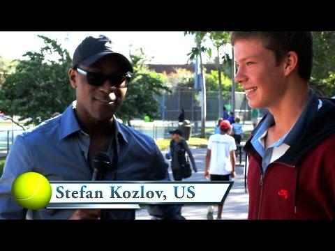 FULL INTERVIEW: Stefan Kozlov