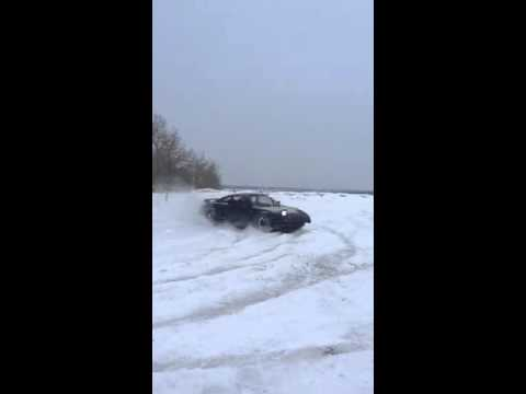 Drifting In the Snow in Calgary - Breaking from the StartUp grind!