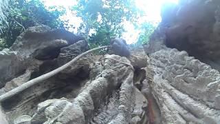 Klettern in Thailand März 2012 Railey und Crazy Horse Buttress.